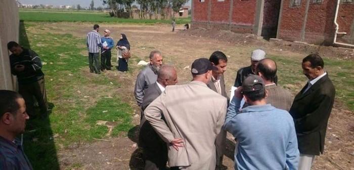 قرية بدمياط تطالب وزير الرياضة بتنفيذ حلم مركز الشباب الممنوع منذ 9 سنوات