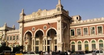 محطة مصر بالإسكندرية