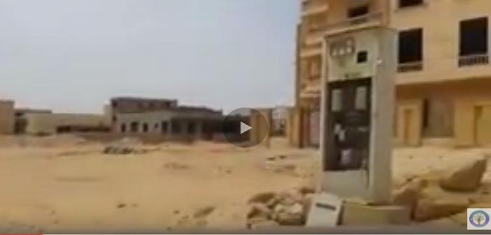 بالفيديو.. سكان «الشروق» يرصدون تدمير البنية التحتية لكهرباء المدينة