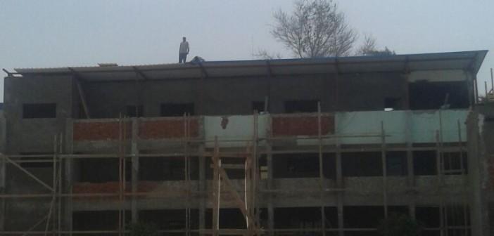 امتحان طلاب في 5 مدارس قيد الصيانة بفارسكور.. ومطالب بحل الأزمة
