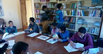 في «المعابدة».. ظهور أول مكتبة خيرية في واحدة من أفقر قرى أسيوط