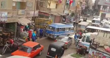 بالفيديو.. أهالي «بيجام» بشبرا الخيمة يطالبون «زكي بدر» بموقف للمواصلات بالمنطقة