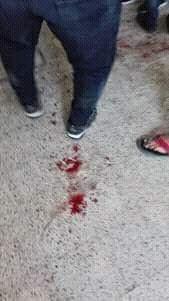 بالصور.. طالب يحاول الانتحار في مدرسة بدار السلام لصعوبة الامتحان