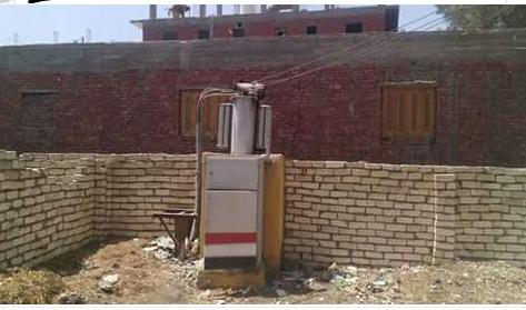أهالي «الطرابية» يطالبون وزير الكهرباء ومحافظ الشرقية بمحول جديد للقرية