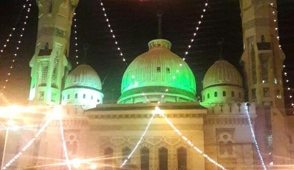 بورفؤاد تتزين استعدادًا لحلول شهر رمضان (صورة)
