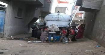 انقطاع المياه عن قرية «الروضة» بالدقهلية منذ أيام: مأساة لا ترضي أحدًا