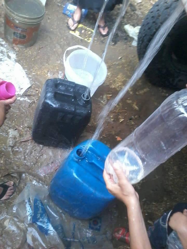 انقطاع المياه عن قرية «الروضة» بالدقهلية منذ أيام: مأساة لا ترضي أحدًا (صور)