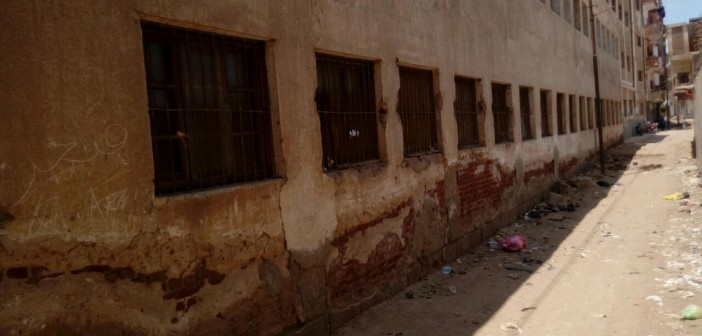 استجابة لـ«شارك».. «الأبنية التعليمية» تقرر ترميم مدرسة «مشيرف» بالمنوفية