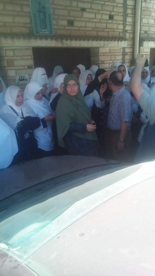 إضراب الطاقم الطبي لمستشفى منية النصر احتجاجًا على «تعسف» مديره