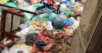 أهالي «كرموز»  يجددون شكوتهم من تراكم القمامة بالشوارع فى غياب مسئولى الإسكندرية