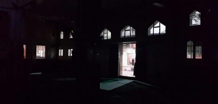 صور| قطع الكهرباء عن مسجد بالمنوفية لرفض الأوقاف تركيب «عداد ذكي»