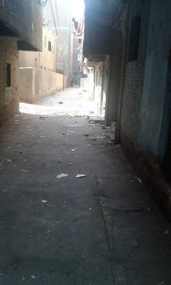 أهالي برك الخام بمحافظة الجيزة يهجرون منطقتهم بسبب انقطاع المياه المستمر عن المنطقة