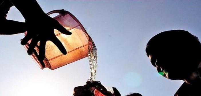 أهالي «فزارة» بالبحيرة: نسبة الكلور مرتفعة في مياه الشرب