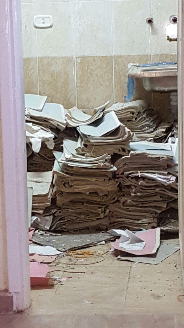 مواطن: يشكو الإهمال بمكتب الشهر العقاري بالبحر الأحمر