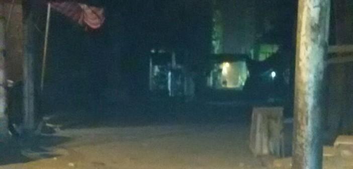 مواطن: انقطاع الكهرباء عن شوارع بمدينة الواسطى ببني سويف