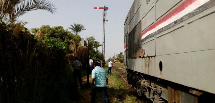 راكب: تعطل حركة القطارات في بنها