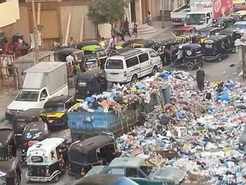 تلال القمامة تحاصر عروس البحر المتوسط: «الإسكندرية أصبحت مقلب قمامة»