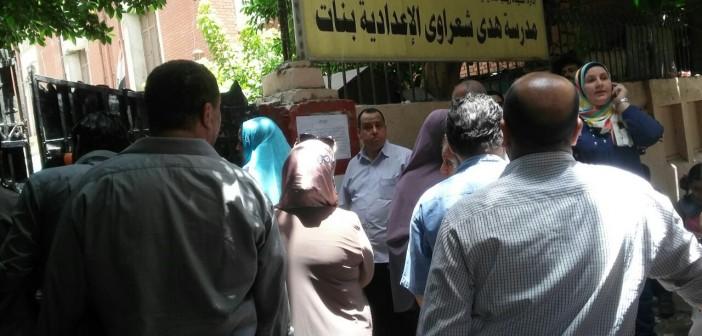 لجنة الامتحانات ترفض «اعتذارات المراقبة».. ومعلمون يحررون محضرًا ضدها