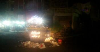 القمامة تحاصر شوارع مدينة العبور والأهالي يتهمون شركات النظافة بالإهمال