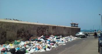 مواطن.. الإسكندرية لم تعد عروس البحر المتوسط فلا تجد منطقة إلا وتحاصرها القمامة