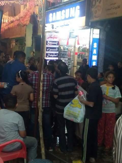 بالصور.. العطش يضرب إمبابة ومناطق بالجيزة منذ بداية رمضان دون حل