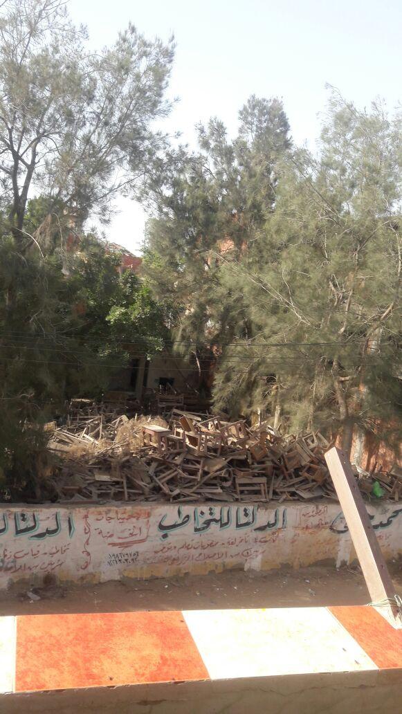 أهالي المهندس بشربين مدرسة القرية «أصبحت مأوى للثعابين»