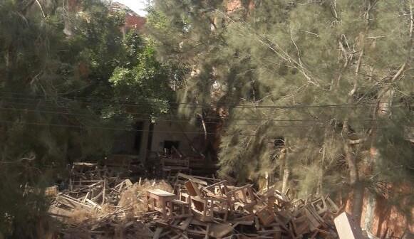 أهالي «المهندس» بشربين: مدرسة القرية أصبحت مأوى للثعابين