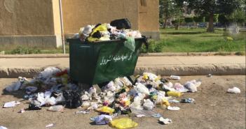 القاهرة، صحافة المواطن، قمامة، مدينة الشروق،