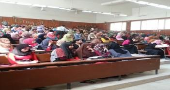 غضب طلاب التعليم المفتوح بإعلام المنيا: امتحانهم في 6 مواد يوميًا دون فواصل زمنية