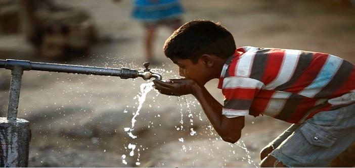 انقطاع المياه عن «كفر الباز» بدكرنس