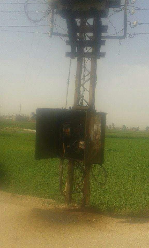 غضب بين أهالي قرى العسيرات بسبب انقطاع الكهرباء :نحتاج محولات جديدة