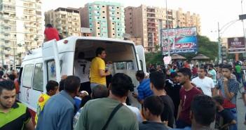 شاهد عيان: مقتل صياد برصاص عسكري خلال صيده بقناة السويس (فيديو)