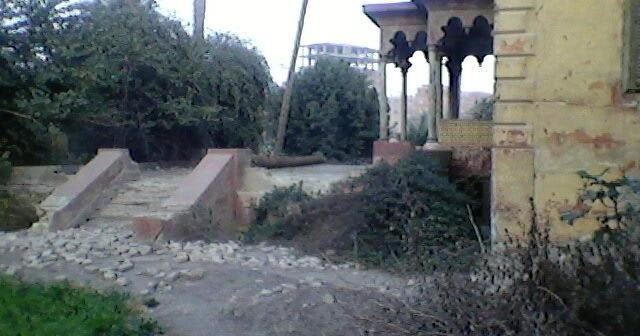 قصر الأميرة نعمة.. استراحة ناصر والسادات ومنفى «نجيب» مقلبا للقمامة ووكرًا للبلطجية