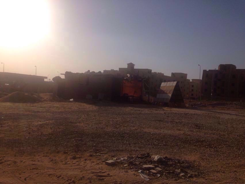 سكان «أبوالهول بالتجمع الثالث» يستغيثوا ..لايوجد خدمات فى المدينة رغم إستلامنا لها 2011