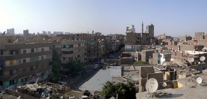 انقطاع المياه عن مناطق في شبرا مصر بسبب انكسار ماسورة منذ رمضان