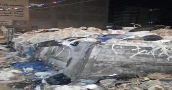 طلعت ريحتكم.. انتشار القمامة في شاطىء النخيل غرب الإسكندرية (صور)