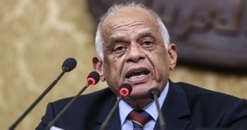 علي عبدالعال ـ رئيس مجلس النواب