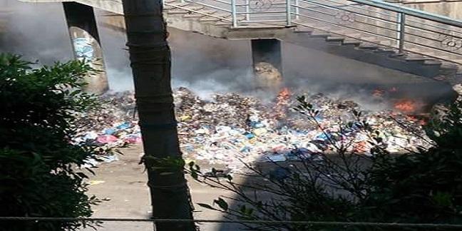 صور | تواصل شكاوى مواطني الإسكندرية عن تفاقم مشكلات القمامة والصرف