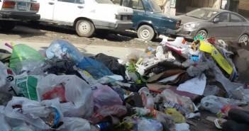 العيد فى العجمي .. قمامة فى كل مكان ومسئولي الحي غائبون (الإسكندرية)