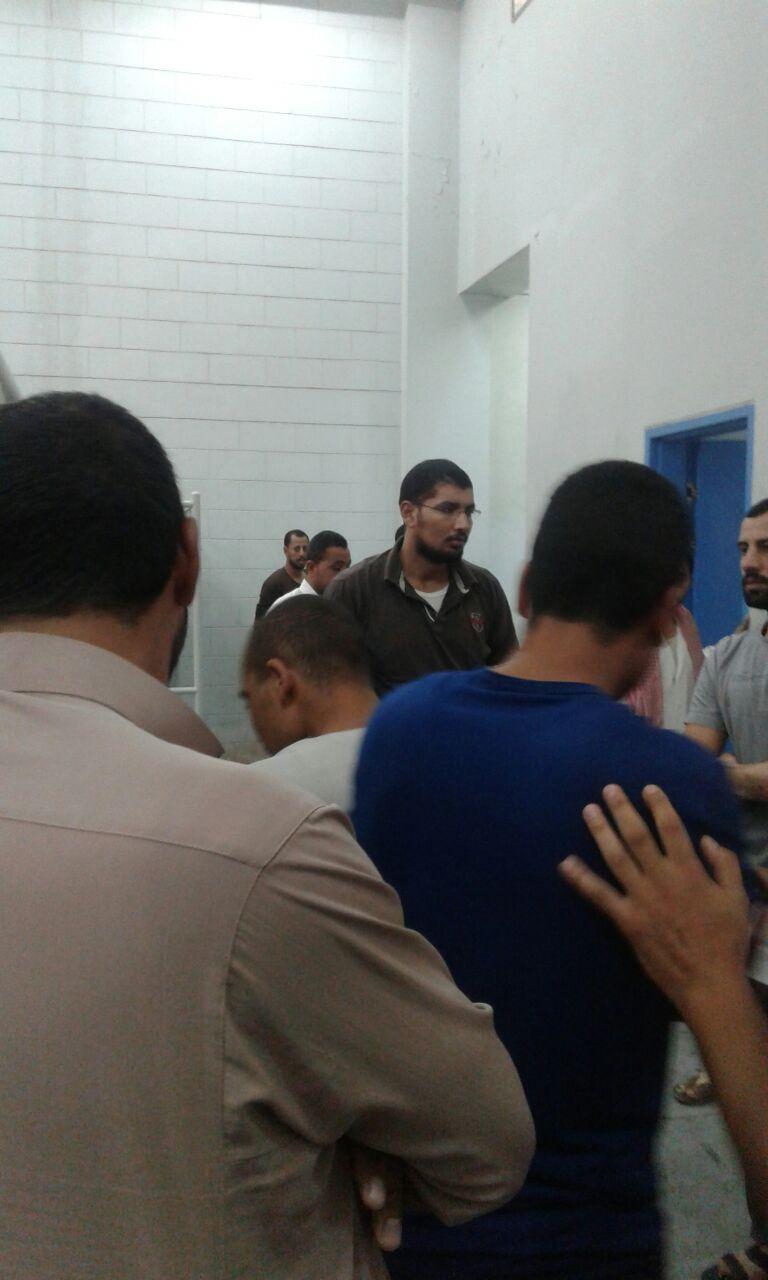 صور جديدة من عنابر احتجاز عشرات المصريين في الترحيلات بالسعودية: «تعبنا»