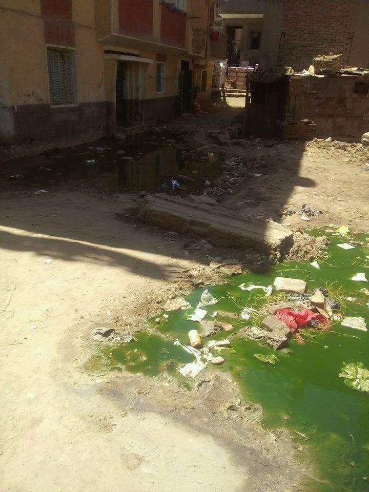 مطالب لمحافظ الجيزة باستكمال مشروع الصرف في «طموه ومنيل شيحة»