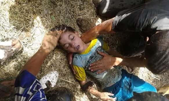 (لمن يتعرف عليها) .. إنقاذ طفلة قبل غرقها ونقلها لمستشفى تلا بالمنوفية في إنتظار أهلها