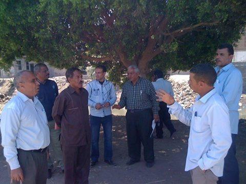 أهالي وحدة محلية بسوهاج يطالبون المحافظ بإعادة النظر في إنهاء ندب رئيسها