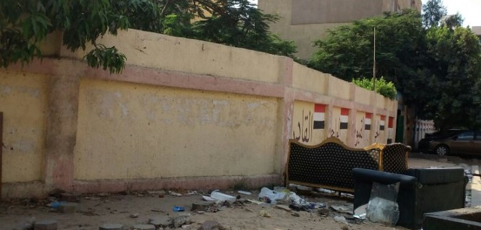 سكان بمدينة نصر يطالبون بإصلاح أرصفة شارعي «فرغلي ورياض» (صور)