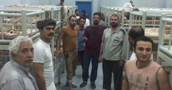 مصريون فى سجون السعودية .. أضربنا عن الطعام ونعامل معاملة غير إنسانية وسفارتنا ترفض إنهاء المشكلة