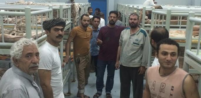 بالصور.. 120 مصريًا محتجزًا في أوضاع «قاسية» بالسعودية ينتظرون تدخل الخارجية