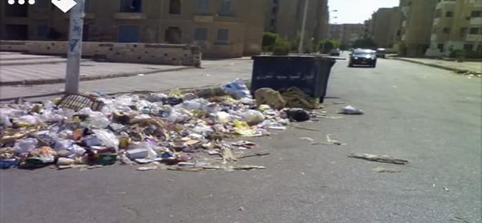 تفاقم أزمة القمامة بـ«الشروق»: المدينة تنهار كليًا بسبب الإهمال (صور)