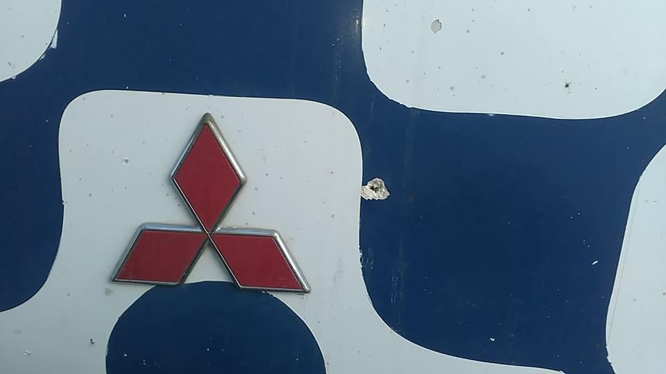 شهود عيان: إطلاق نار على أتوبيس لموظفي مطار برج العرب بالإسكندرية (صور)