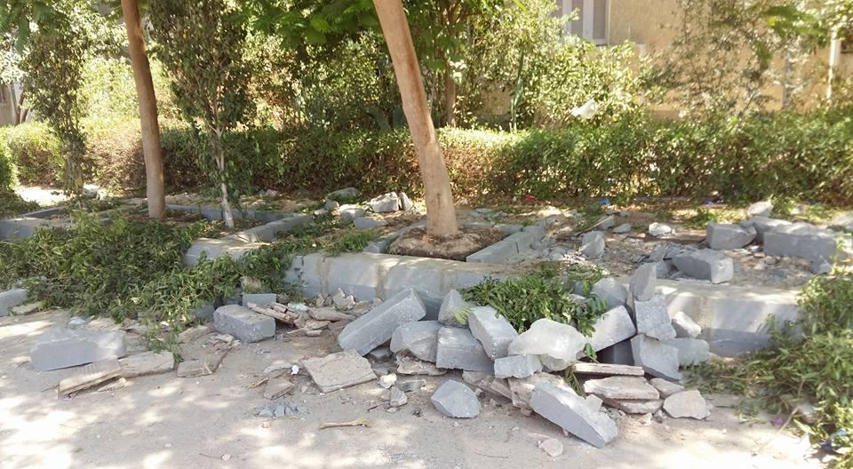 سكان العبور يدعون لوقفة احتجاجية للمطالبة بإقالة رئيس جهاز المدينة (صور)
