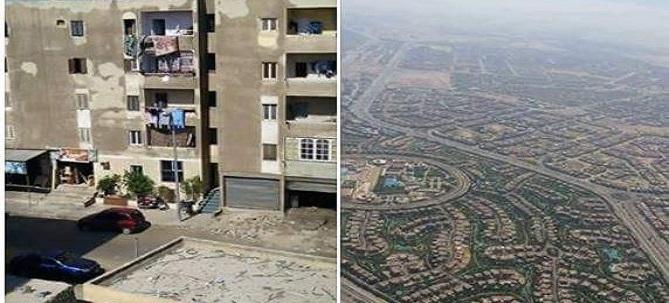 سكان القاهرة الجديدة: وحدات سكنية مخالفة تحولت إلى ورش ومقاهي (صور)